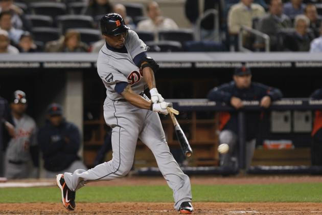 Austin Jackson Is Destined to Improve on His 2011 Numbers This Season