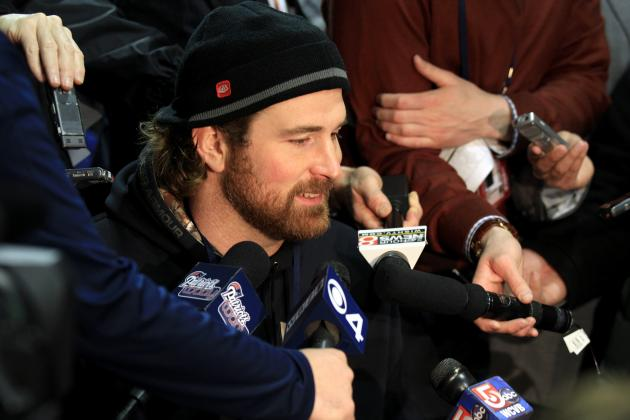 Super Bowl 2012: Matt Light's Return to Practice a Terrific Omen for Patriots