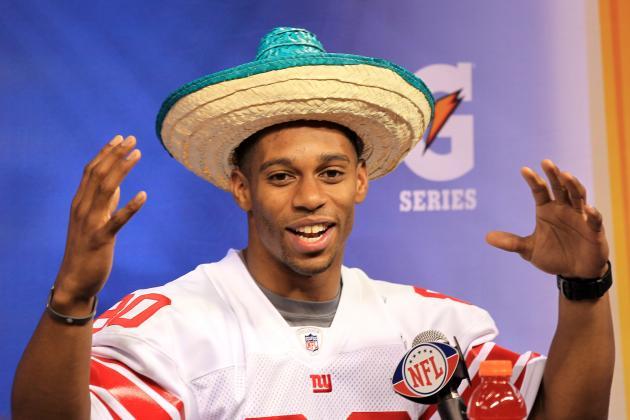Super Bowl 2012: Rob Gronkowski, Victor Cruz Are Their Teams' Keys to Winning