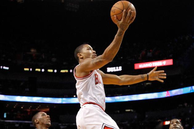 Chicago Bulls: Derrick Rose, Bulls Getting It Done Despite Injuries