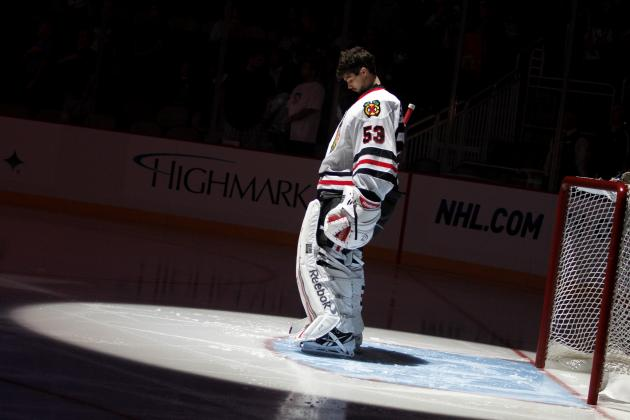 Chicago Blackhawks Farm Report: Carter Hutton, Not Alexander Salak, Sparks Hogs