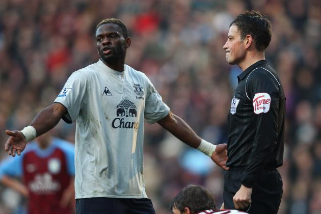 Louis Saha to Tottenham: The Answer to Spurs' Title Hopes?