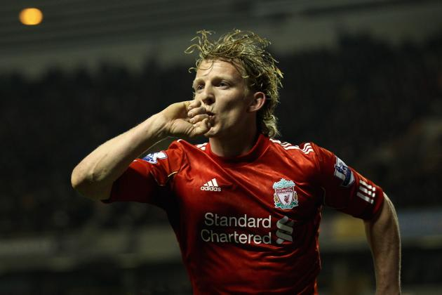 Liverpool FC: Dirk Kuyt's Goal Spree Doesn't Erase His Shortcomings