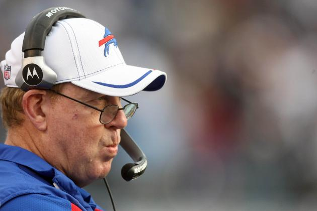 Chan Gailey Will Right the Buffalo Bills' Ship in Third Year as Head Coach