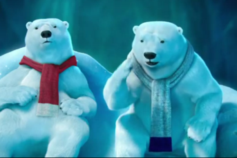 Coca-Cola Super Bowl Commercial Revives Polar Bear Magic