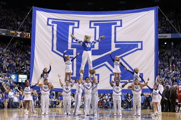 College Basketball: 5 Reasons Not to Bet on the Kentucky Wildcats