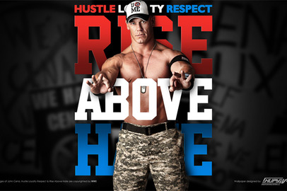 No Hate to Rise Above: John Cena and WWE's Attitude Era