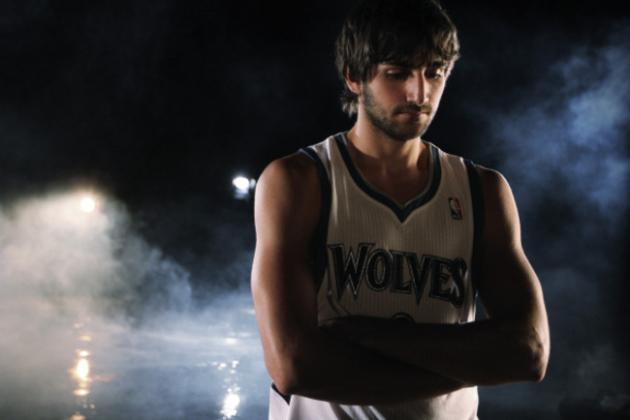 Ricky Rubio: Making the Minnesota Timberwolves and Water Coolers Relevant Again