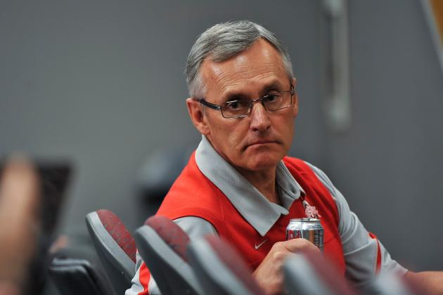 Jim Tressel Headed to Akron in an Adminstrative Role?