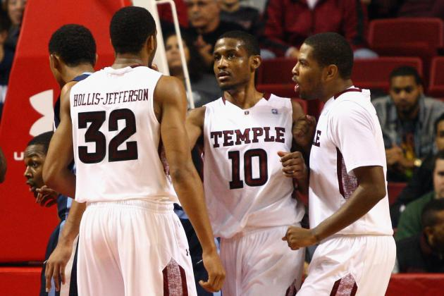 Temple Basketball: The Owls Are Finding Their Groove