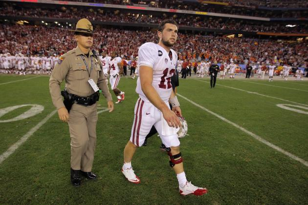 2012 NFL Draft: Why Andrew Luck Will Be the Biggest Bust of the Past 10 Years