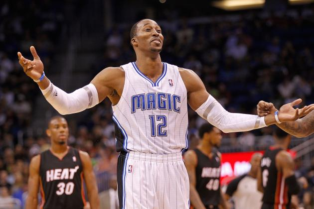 Dwight Howard Trade: Miami Heat Should Trade for Orlando Magic Big Man