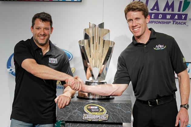 NASCAR: A Proposal for a New and Improved Points System
