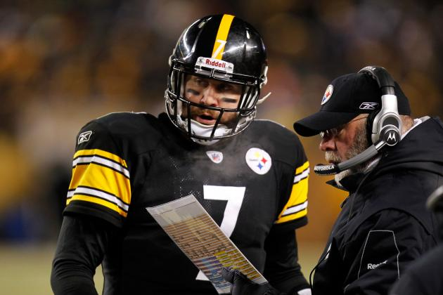 Ben Roethlisberger Will Benefit from a Pittsburgh Steelers Coaching Change