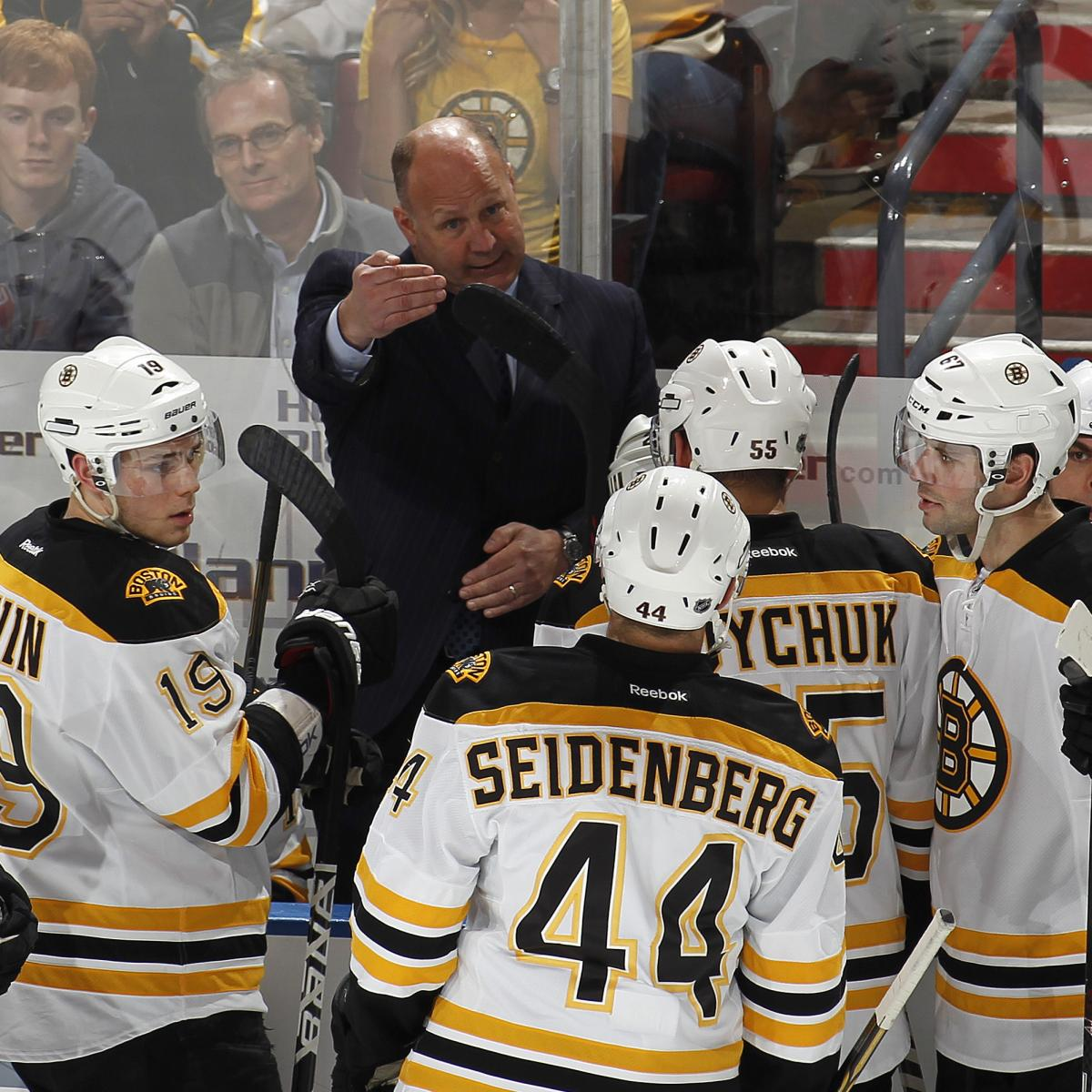 Boston Bruins: If The Team Has Been Mediocre, Just How