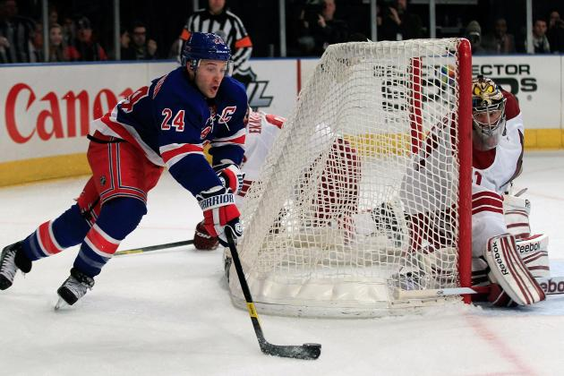 Ryan Callahan: The Best Captain the Rangers Have Had Since Mark Messier