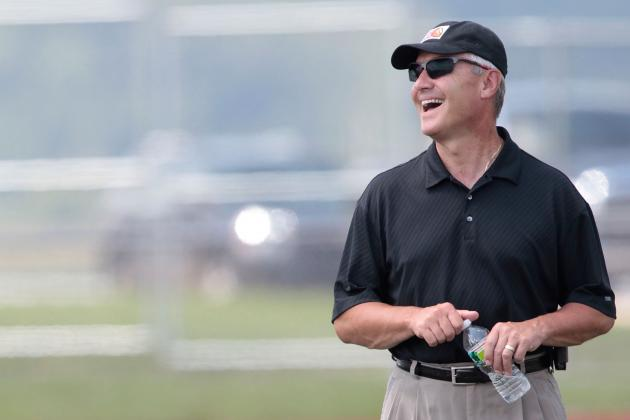 Jim Tressel Hired as Administrator for University of Akron