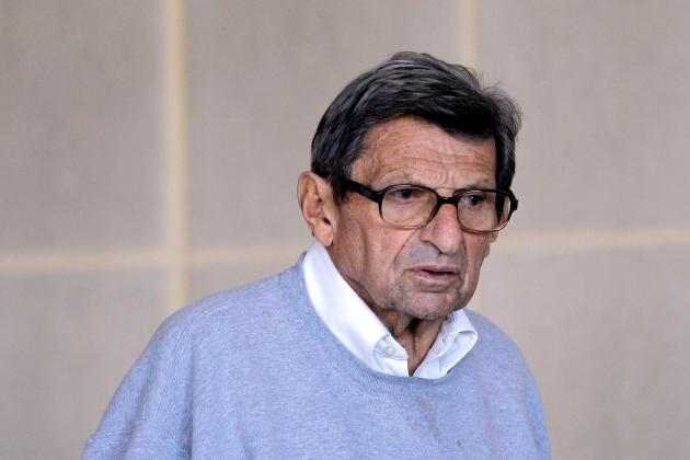What More Could Joe Paterno Have Done in the Jerry Sandusky Scandal?