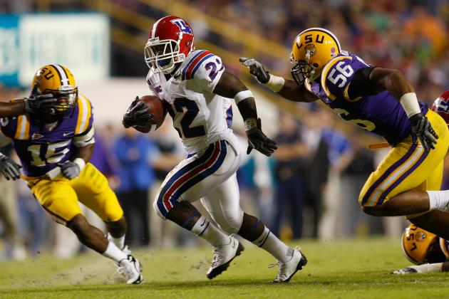 Louisiana Tech RB Tyrone Duplessis Found Dead