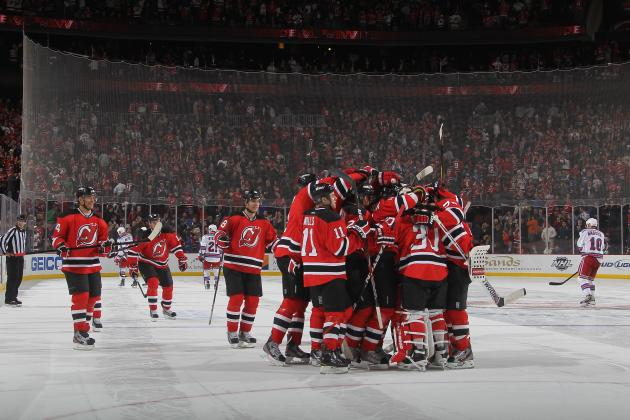 New Jersey Devils Look to Repeat Last Year's Dominant February