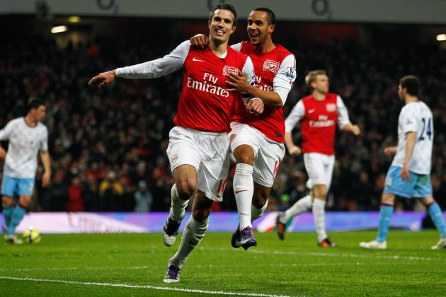 Arsenal Transfer Rumors: If Van Persie Leaves, so Should Wenger