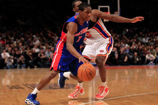 Brandon Knight: Lessons Learned with Each Loss for Detroit Pistons' Rookie