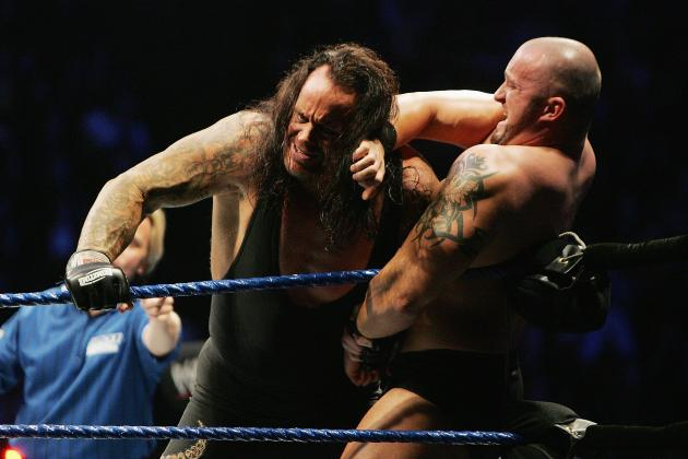 Undertaker, Royal Rumble 2012 and the Latest WWE News from Ring Rust Radio