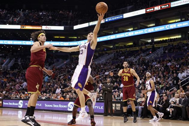 Steve Nash: Still One of League's Best Even at 37