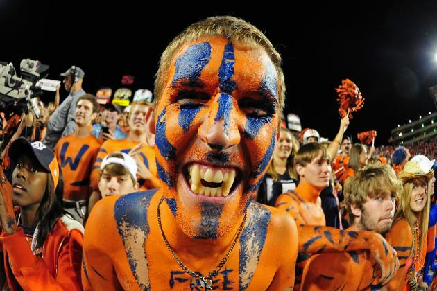 Auburn Football Recruiting 2012: 5 Reasons Jordan Diamond Should Pick AU
