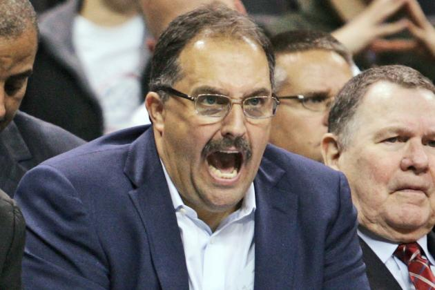 Stan Van Gundy, Losing Sleep over Magic Streak, Turns to Sleeping Pills