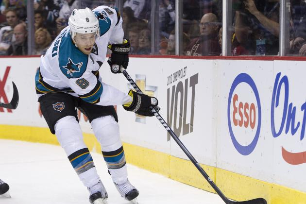 NHL Trade Rumors: Sharks Would Be Ill Advised to Move Joe Pavelski