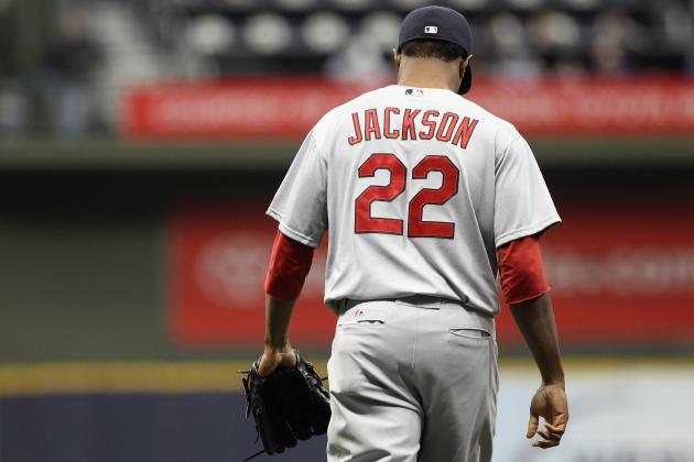 Boston Red Sox Strike Out with Edwin Jackson Signing with the Nationals