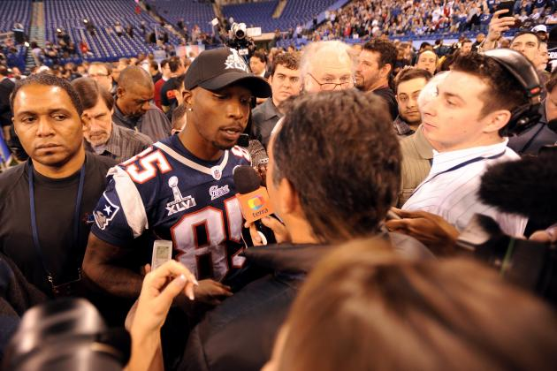Chad Ochocinco: New England Patriots Receiver Drawing Attention at Super Bowl