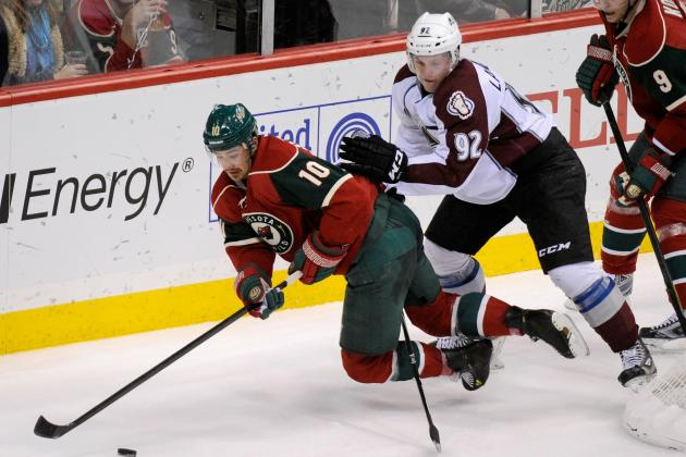 Wild vs. Avalanche: Colorado Seeks Redemption Tonight Against Minnesota