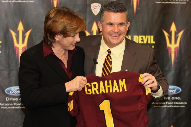 Arizona State Football Recruiting: Todd Graham Puts Together Solid First Class