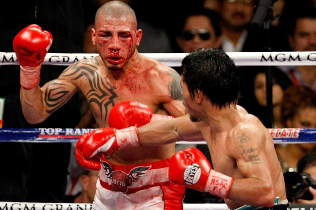 Mayweather vs Cotto: Has Cotto Ever Been the Same Since Margarito Loss in 2008?