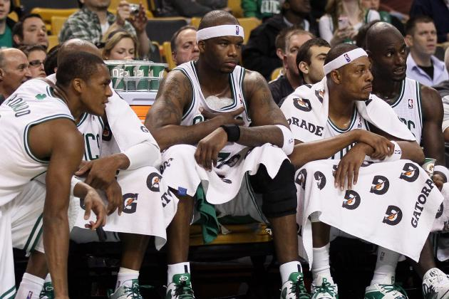 Shakeup in Boston: Gilbert Arenas and Other Moves to Get the Celtics Back on Top
