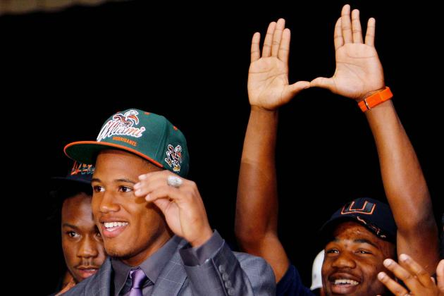 National Signing Day 2012: 10 Best Moments of College Football's Signing Day