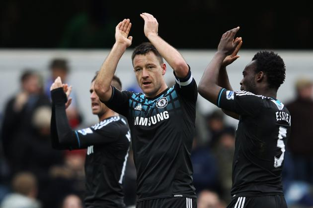 John Terry England Captaincy:  Is This the End for the Chelsea Captain?