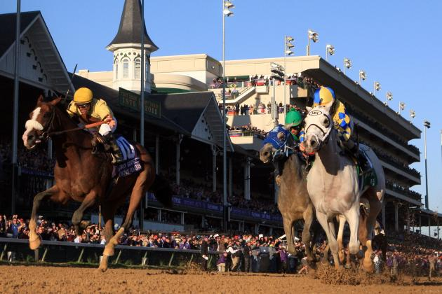 2012 Kentucky Derby Analysis EARLY PREPS: The Sham, Le Comte, and Holy Bull Stks