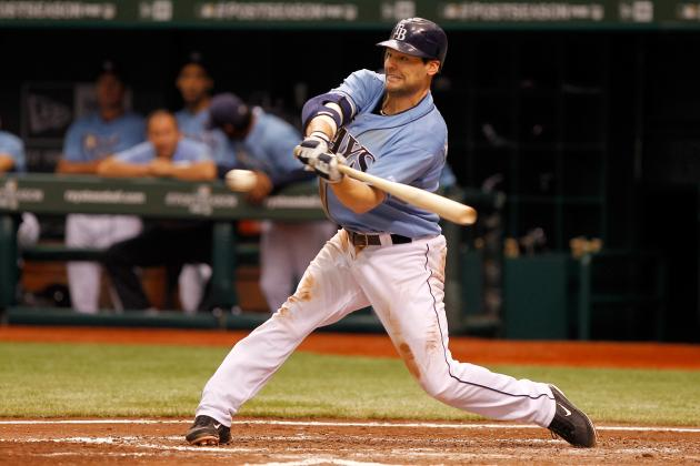 Casey Kotchman: Former Tampa Bay Rays First Baseman to Sign with Indians