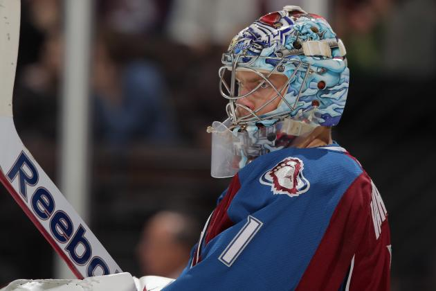 Postgame Avs-Oilers: Varly Lays an Egg in Prove-It-to-Me Game