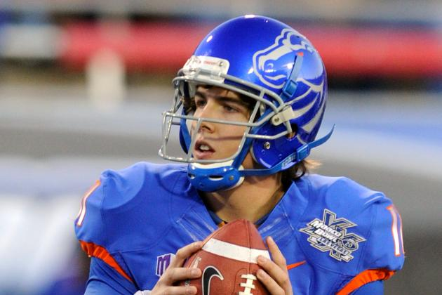 2012 NFL Draft: The Future of the Great Kellen Moore