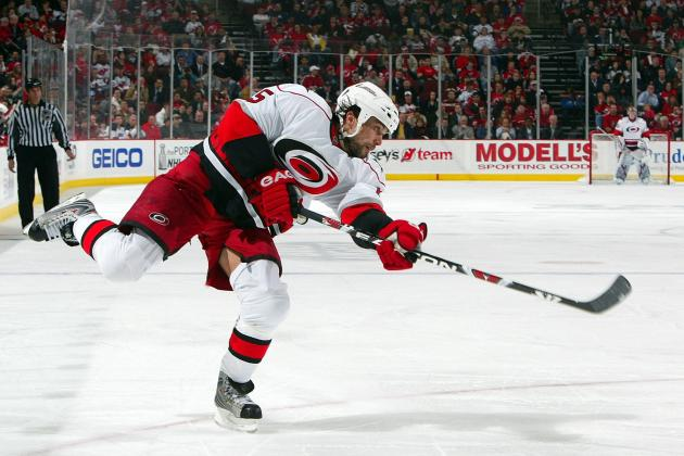 NHL Trade Speculation: Carolina Hurricanes Need to Deal Pending Free Agents