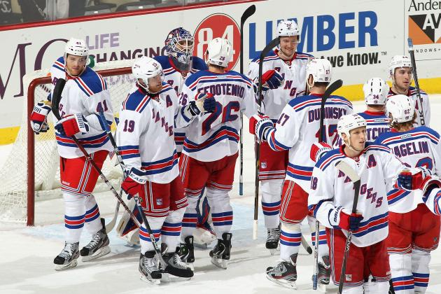Rangers Talk: Why Trades Aren't the Right Fix for the Team's Current Problems