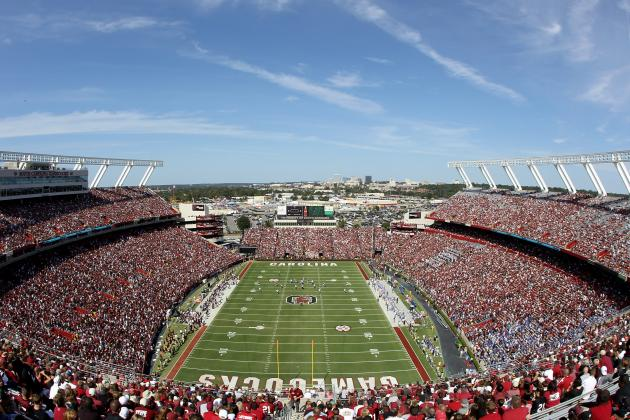 South Carolina Football Recruiting: The Gamecocks' Class of 2012 Is as Expected