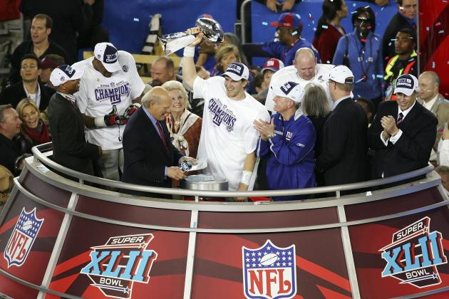 Giants vs. Patriots: Eerie Similarities Between Super Bowls XLII and XLVI