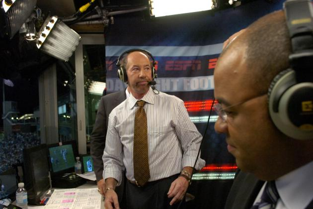 Super Bowl XLVI: The Worst Announcers Ever to Get the Shot to Work a Super Bowl