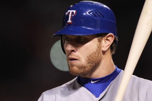 MLB News: Josh Hamilton, Texas Rangers' CF, Relapses