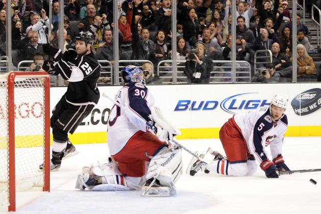 LA Kings: Investigation of Clock Irregularity Reveals Doughty's Goal Was No Good